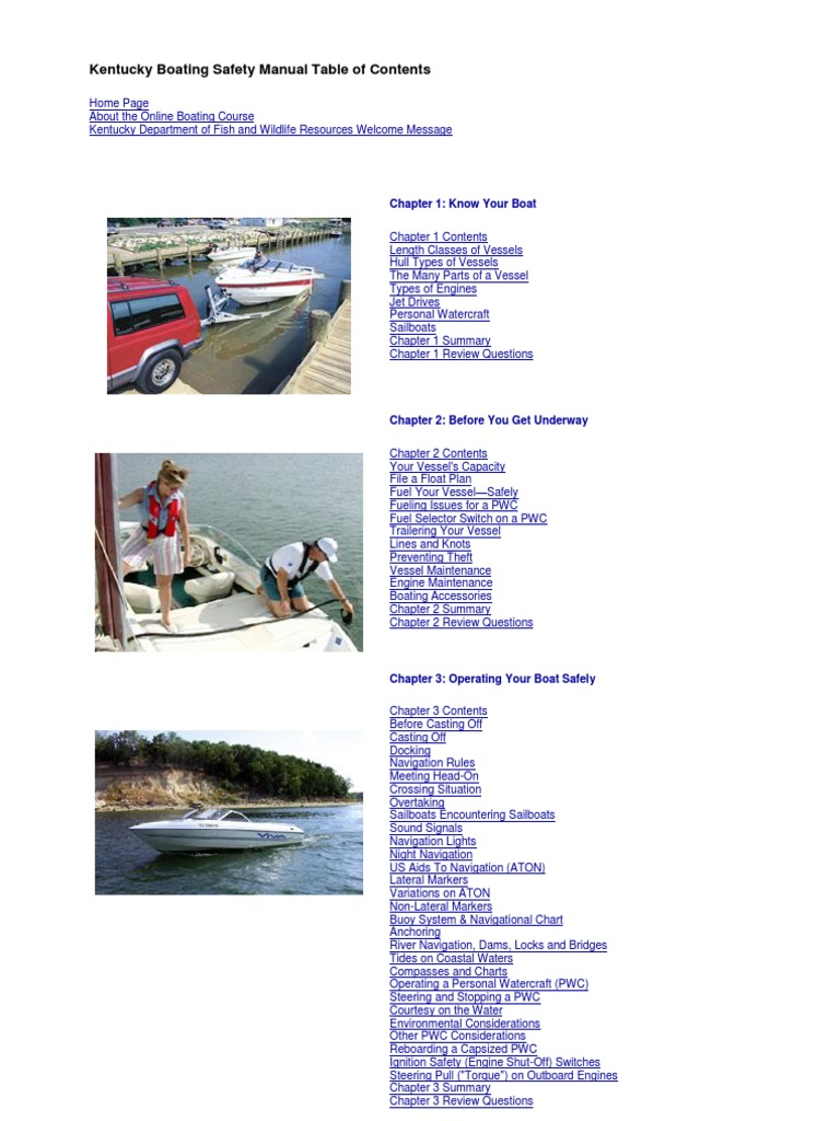 download victorian recreational boating safety handbook docshare tips rh docshare tips boating safety manual massachusetts boating safety manual download free
