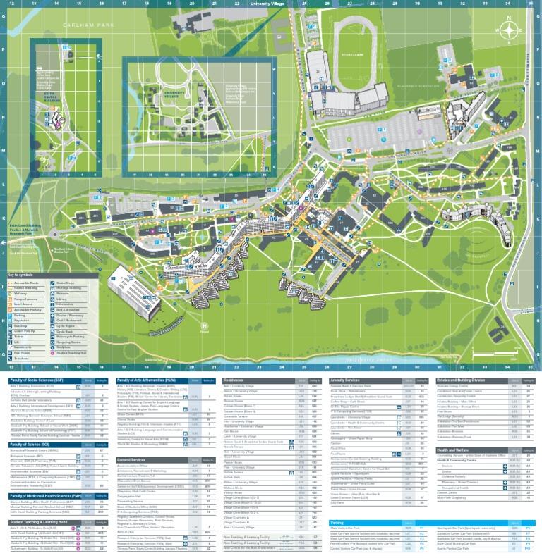 Uea Campus Map UEA Campus Map   DocShare.tips