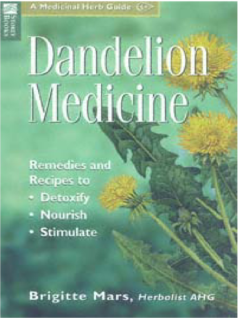 Dandelion Medicine - DocShare.tips