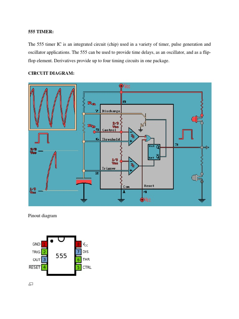 Download Fire Alarm Using 555 Timer Ic Flashing Led