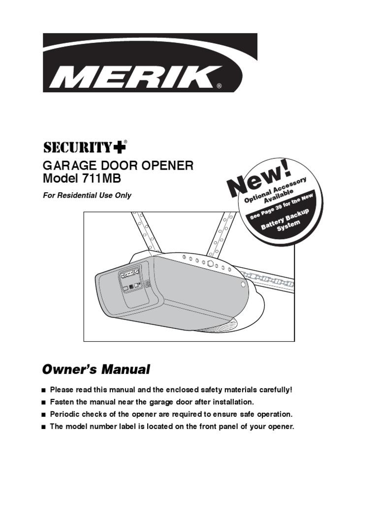 Merik Garage Door Opener Remote Dandk Organizer