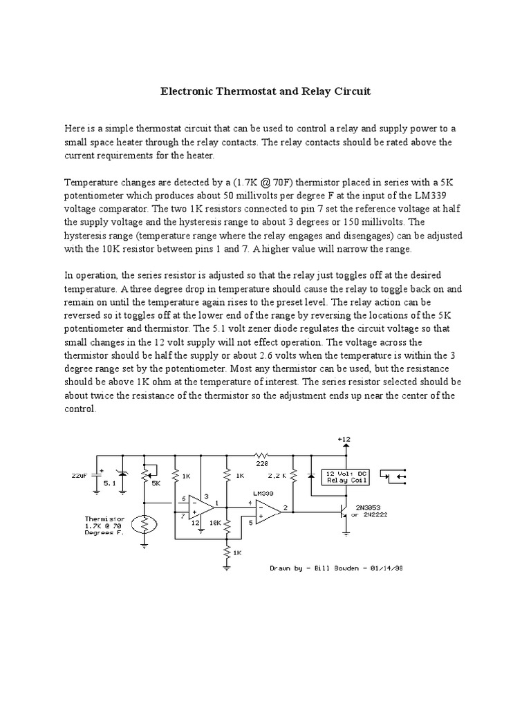 Download Unit 34 Electronic Circuit Design And Manufacture Relay
