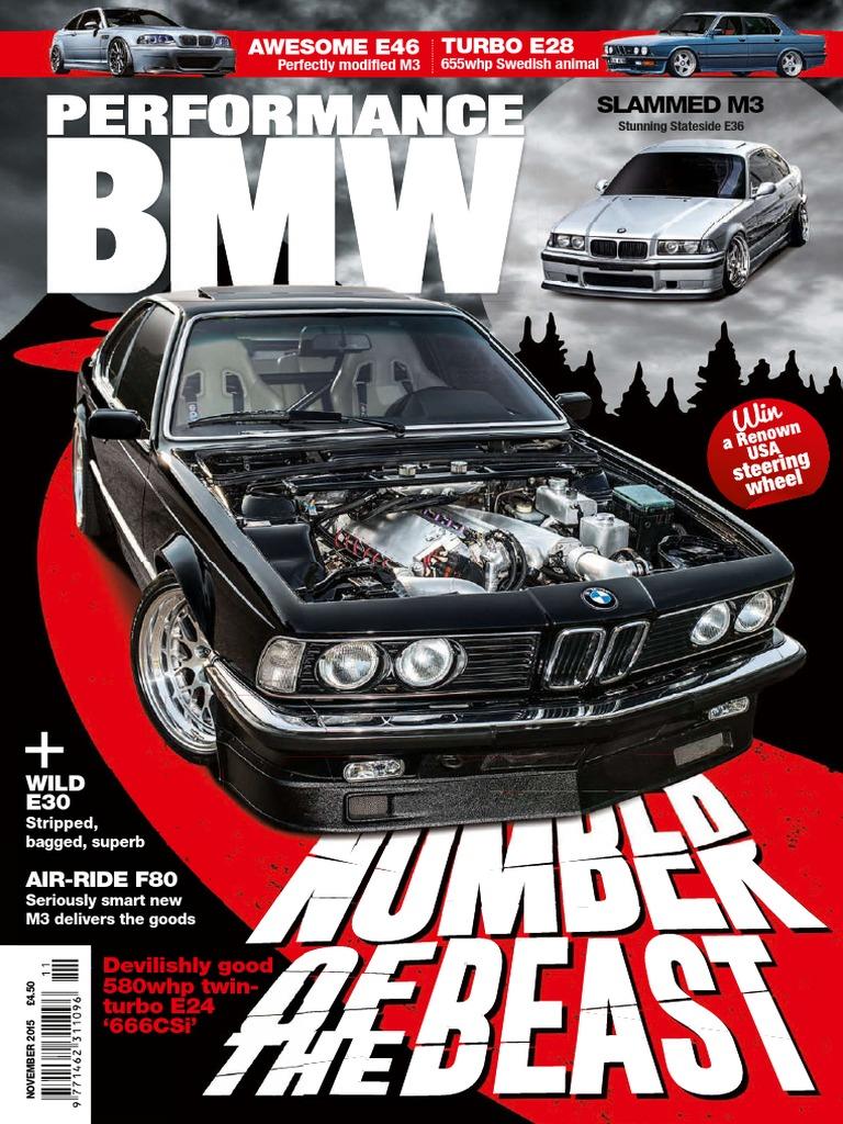 Performance BMW - November 2015 - DocShare.tips